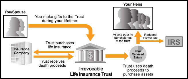 How To Put Life Insurance In Trust Pics